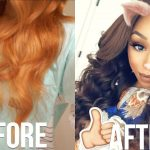 Hair Dye GONE WRONG! How To Fix Extremely Damaged Hair At Home ft. UNice [Video]