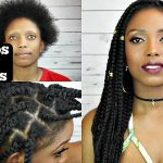 How To | 2 hours Jumbo Box Braids Tutorial On Short Natural Hair [Video]