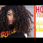 HOW TO GET DEFINED CURLS [Video]