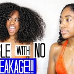 My Detangling Routine & Tips for Long Natural Hair (Less Breakage!!!) [Video]
