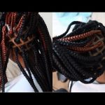 NO CORNROWS SINGLE CROCHET BRAIDS || TOOK ONLY 3 HOURS [Video]