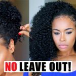 NO LEAVE OUT – Watch Me Slay & Style these Crochet Braids Hairstyles! [Video]