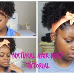 Quick and Easy Summer Natural Hairstyle | Puff Ponytail [Video]