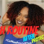 WASH DAY ROUTINE Start To Finish | After Protective Style! [Video]