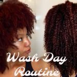 Wash Day Routine Using Only 4 Products | Natural Hair [Video]