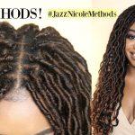 6 Ways to Install Crochet Locs | New Individual Crochet Methods | Curly Goddess Locs ft Motown Tress [Video]
