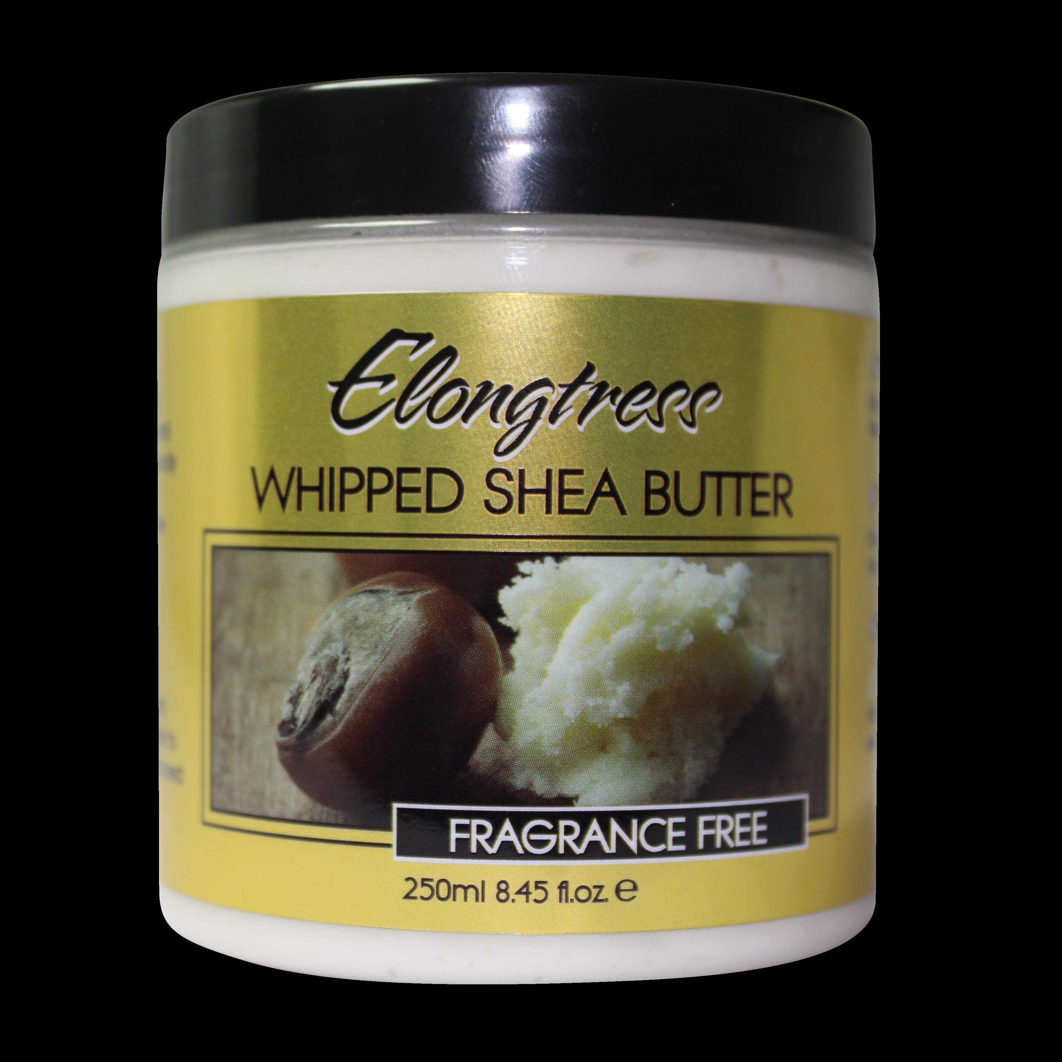 Undo straight perm - Elongtress Whipped Shea Butter Fragrance Free