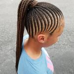 Flawless braids via @kiakhameleon