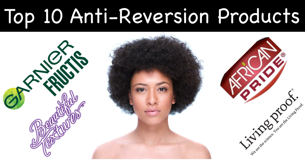 Anti Frizz For Black Natural Hair