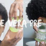 ALOE VERA PRE-POO | Best Natural Hair Pre-Poo!