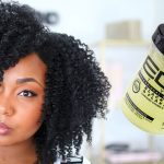 Defined Twist Out w/ Black Castor & Flaxseed oil Ecostyler Gel on Natural Hair [Video]