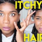 Get Rid Of Itchy Synthetic Hair w/ QUICK VINEGAR RINSE – White Vinegar DEMO [Video]