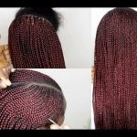 How To Do Box Braids With Cornrows