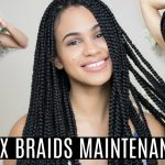 How To Maintain Box Braids | Protective Styles [Video]