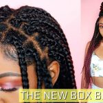 Individual Crochet Box Braids – Step by Step – Improved Technique [Video]