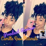 Review | Camille Rose Naturals Morrocan Pear Conditioning Custard
