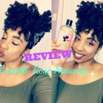 Review | Camille Rose Naturals Sweet Ginger Cleansing Rinse