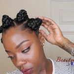 Rihanna Inspired Bantu Knots [Video]