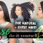 SAVE and SLAY! At Home Silk Press on Natural Hair | TUTORIAL [Video]