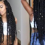 Senegalese | Havana | Jumbo Twists Natural Hair tutorial (Miami Slay) [Video]