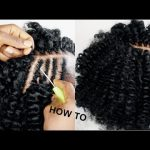 VERY EASY: CROCHET BRAIDS UNDER 1 HOUR | HOW TO [Video]