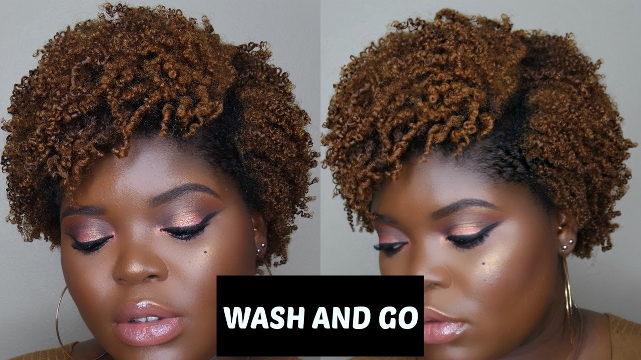 wash and go on awkward stage type 4 natural hair video black hair information. Black Bedroom Furniture Sets. Home Design Ideas