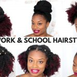 15 EASY NATURAL HAIRSTYLES FOR WORK AND BACK TO SCHOOL [Video]