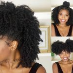 6 Easy Back To School Hairstyles For Natural Hair [Video]