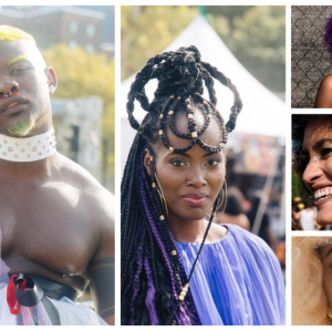 All The Stunning Hairdos At Afropunk 2017 [Gallery]