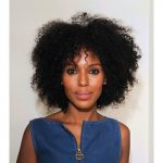 Kerry Washington Looking Effortlessly Stunning In New Natural Do [Pics]