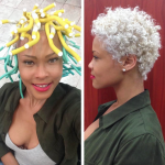 Gorgeous flexi rod set via @salonchristol