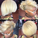 Dope cut and color by @msklarie + @walthebarber