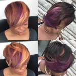Dope cut and color by @msklarie