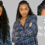 Braidless Crochet | No Cornrow/No Leave-Out/Individual | Ft. Bella Beauty Pomade [Video]