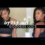 DIY Messy Goddess Locs [Video]