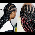 How To Do The Easiest Feed In Braids When You Have Trouble Gripping