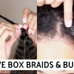How To Remove Box Braids & Build-Up [Video]