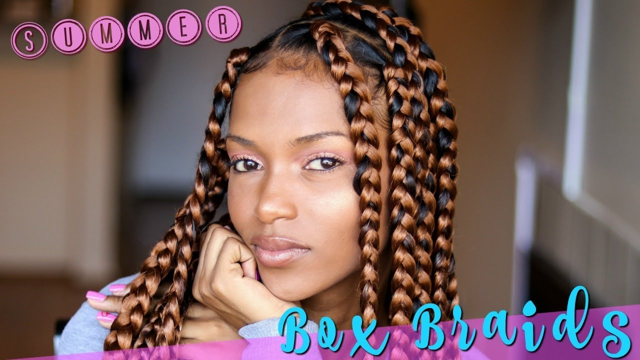 Jumbo Summer Box Braids Feat Rastafri My Expert 24