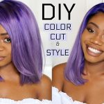 Lust for Lavender | DIY Hair Color Tutorial | + Cut & Style | Pastel Hair | HJ Weave Beauty Hair [Video]