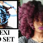 Perfect Easy Flexi Rod Set on Natural Hair [Video]