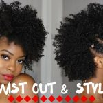Twist Out/Mini Style (FULL TUTORIAL) + Tips For Achieving Your BEST Twist Out [Video]