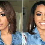 Very Impressed! Brown Ombre Bob Style Lace Front Wig | Premier Lace Wigs [Video]