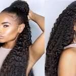 10 minutes! Braidless CROCHET BRAIDS Natural Hair Protective style [Video]