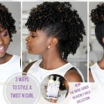 3 Fun Ways To Style A Twist n Curl | NEW! The Mane Choice Heavenly Halo [Video]