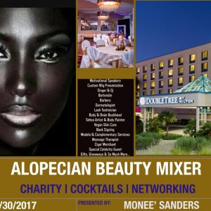 Alopecian Beauty Mixer