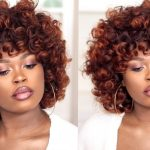DIY| The Perfect Fall/Autumn Curly Fro [Video]