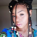 "Fulani/Alicia Keys Braids "" Tutorial"" @phivestarhair [Video]"