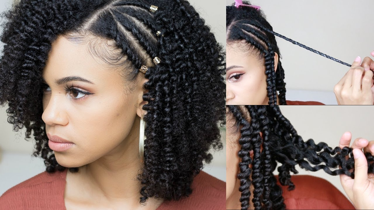 How To Get A Defined Twist Out