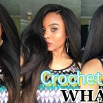 Is This Crochet Or Sew-in? – Knotless Crochet Braid using Ezbraid Braiding Hair [Video]