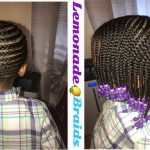 LEMONADE BRAIDS!! *Kids Version* [Video]